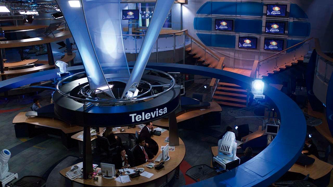 Televisa lanza división de contenido que tendrá a Amazon como aliada