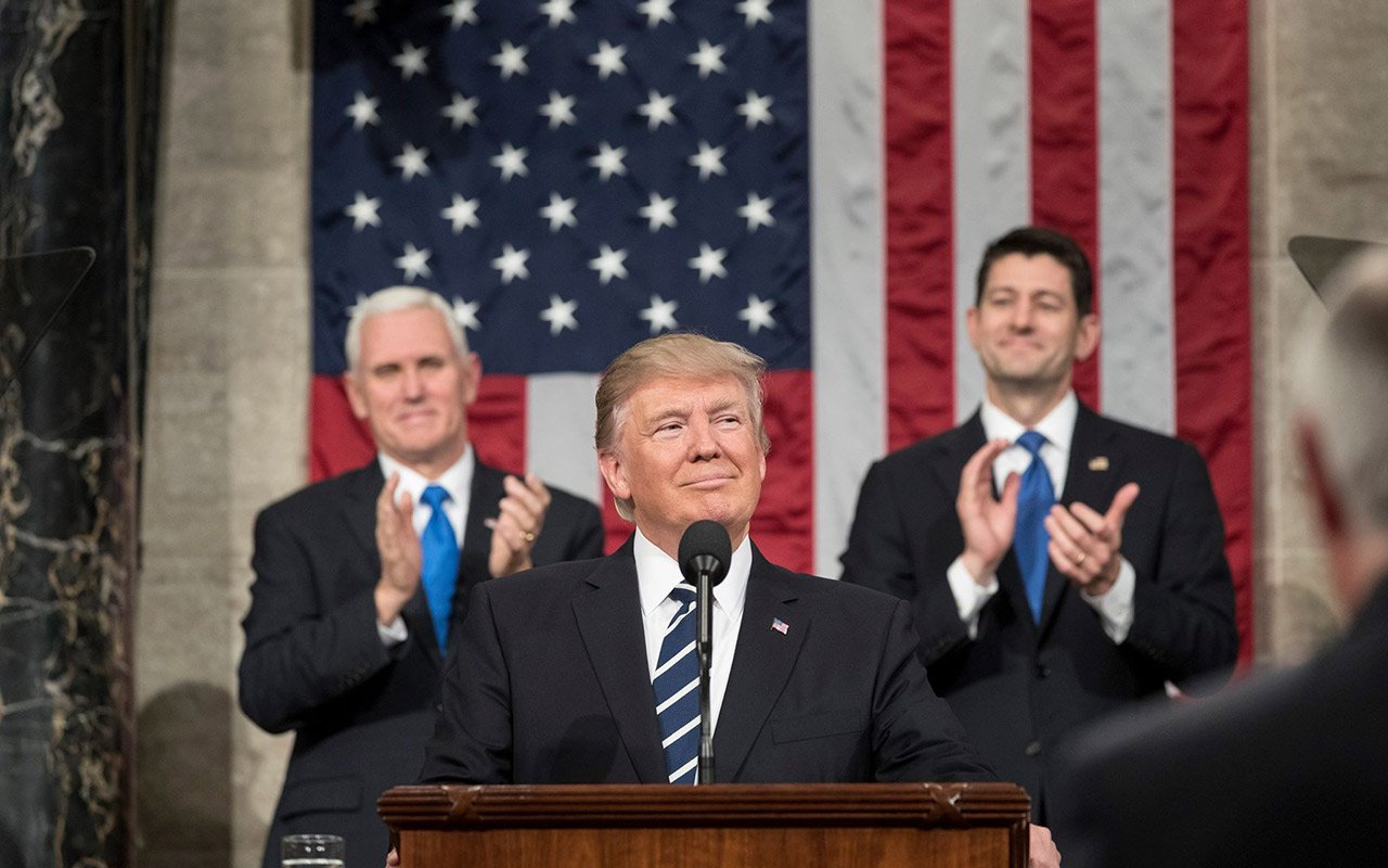 La reforma tributaria de Trump se presentaría en septiembre