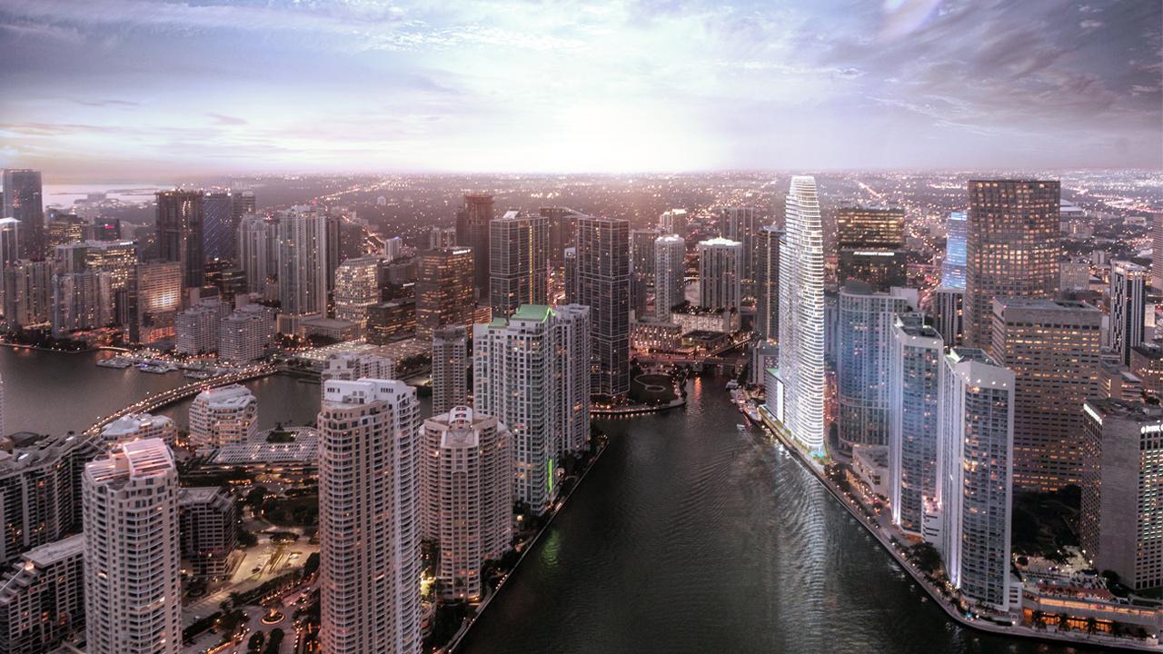 Las nuevas residencias creadas por Aston Martin estarán en Miami