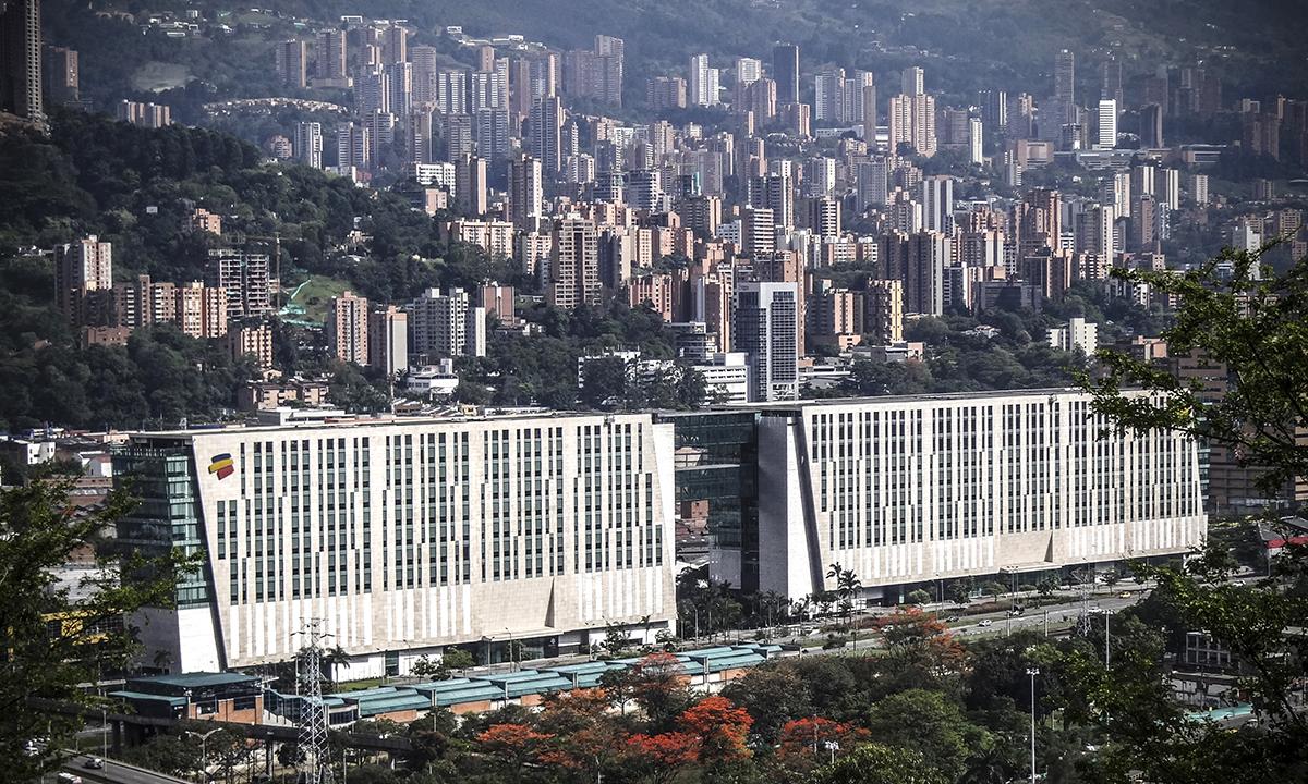 Esta empresa trabaja en una Ciudad Inteligente en Colombia