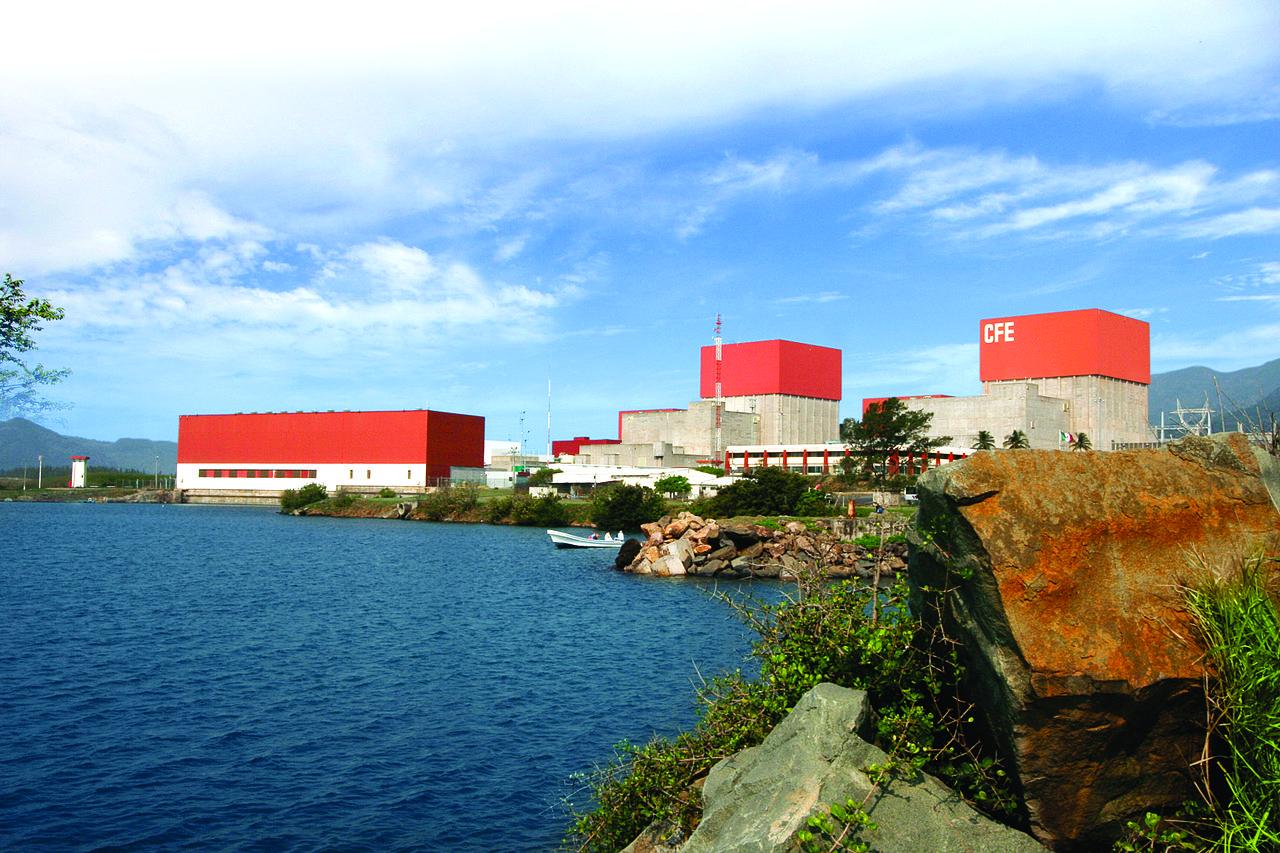 CFE invertirá 214,000 millones para nueva central nuclear