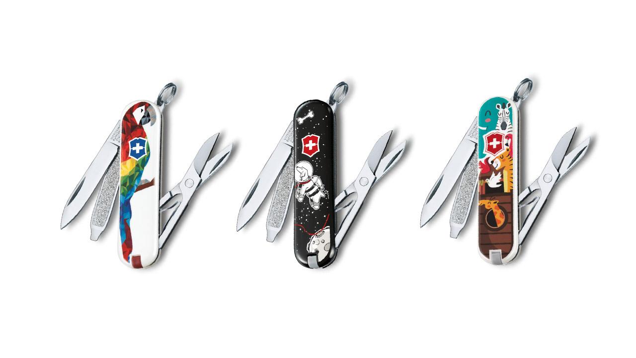 Victorinox renueva el talento mexicano en sus navajas de edición limitada