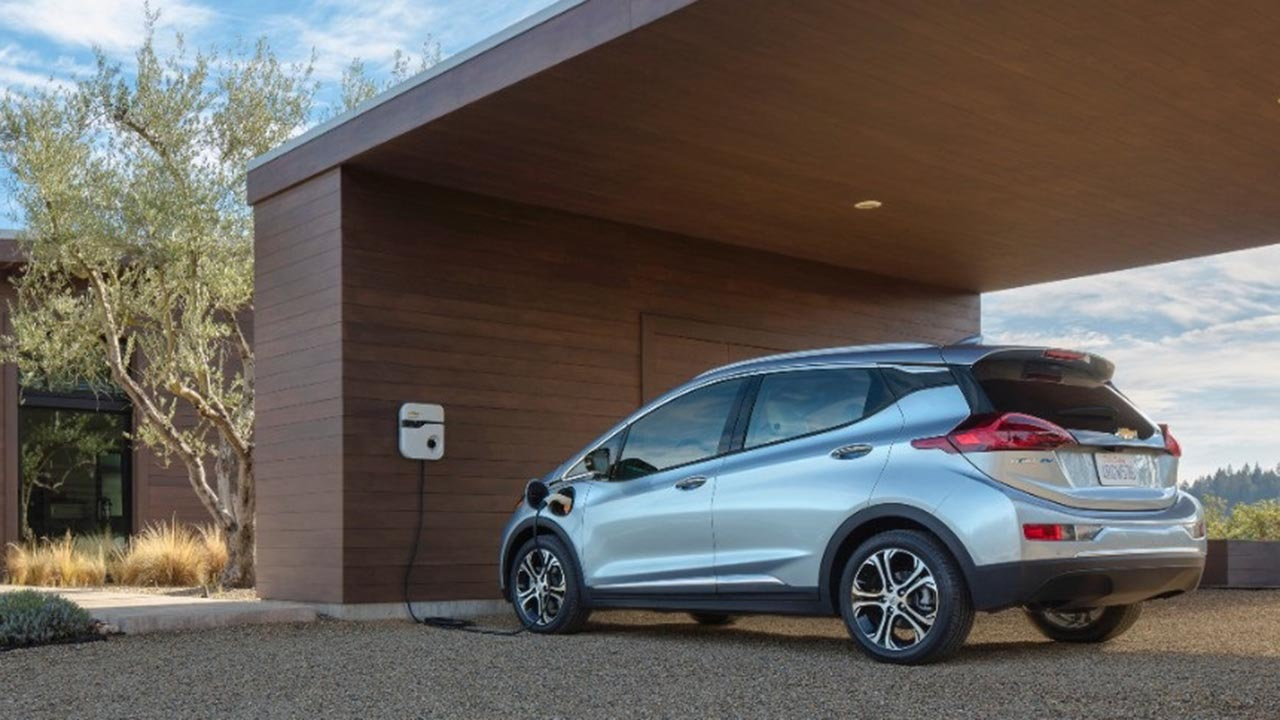 Chevrolet trae a México su Bolt EV 100% eléctrico