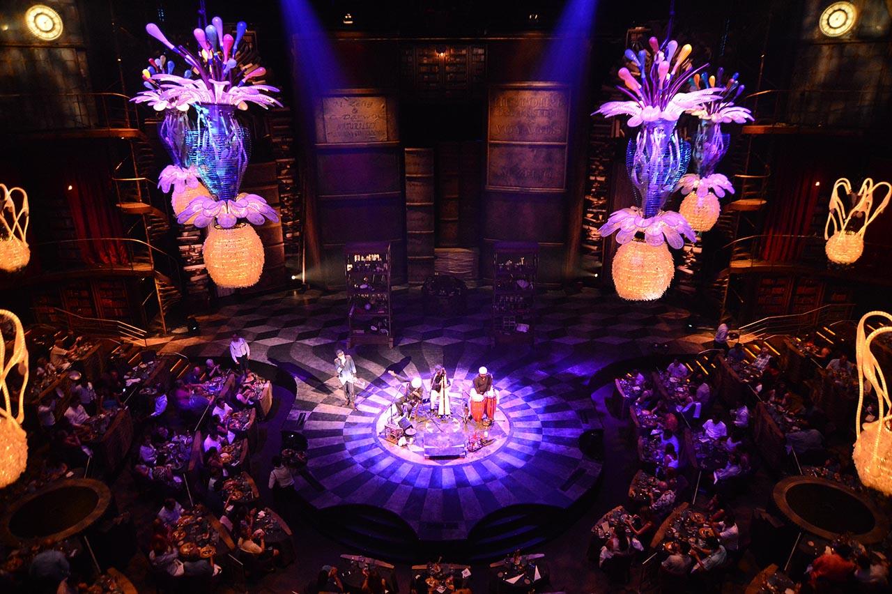 Messi inspira un nuevo espectáculo en el Cirque du Soleil