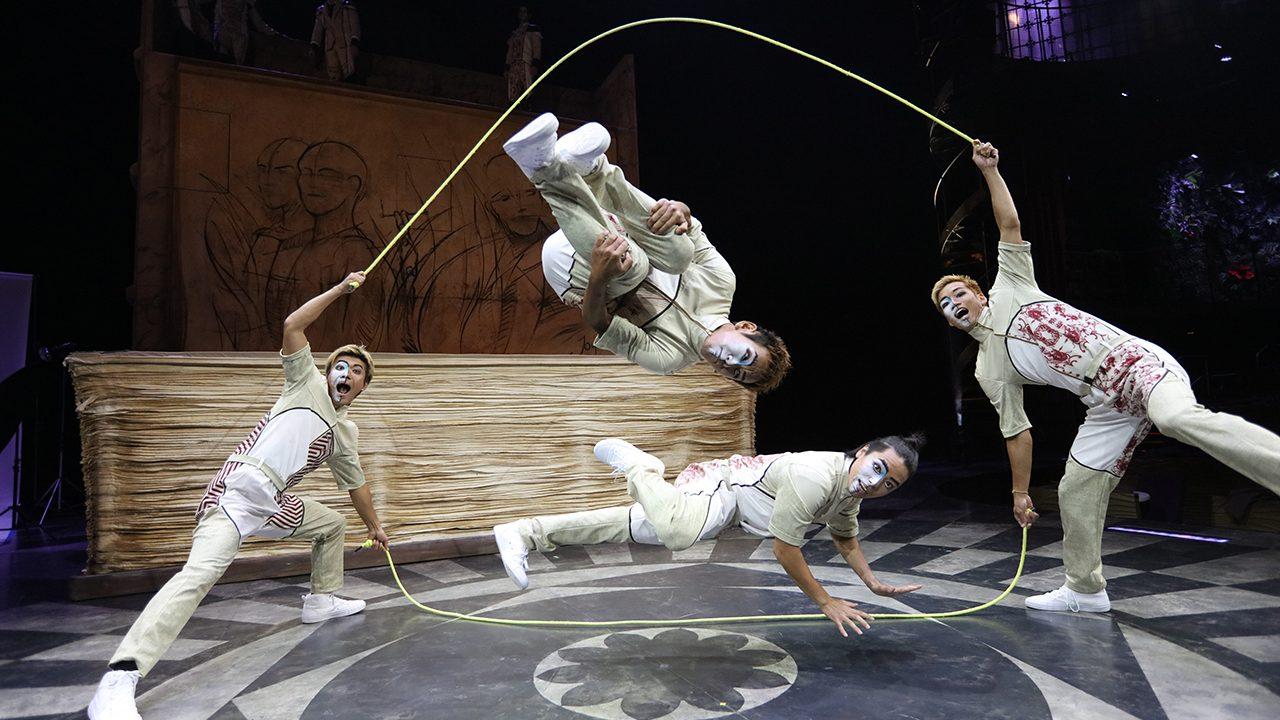 Cirque du Soleil acepta 'oferta de acecho' tras declararse en bancarrota