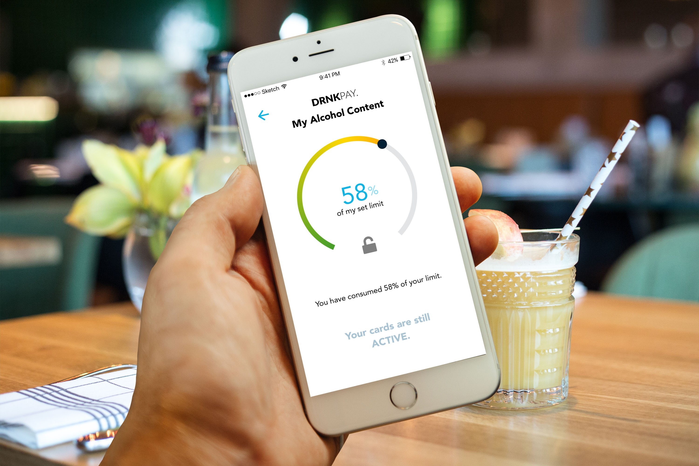DrnkPay, la app que bloquea tus tarjetas si te pasas de copas