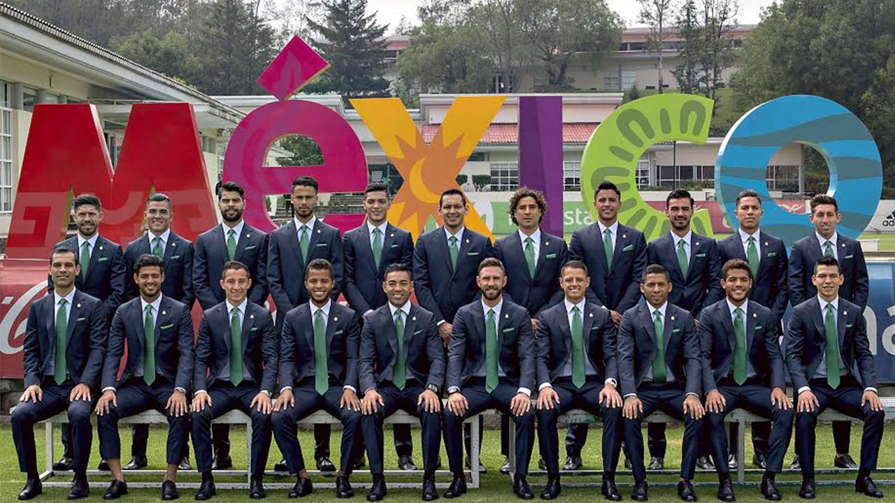 Esta firma italiana vestirá a la Selección Mexicana en 2018