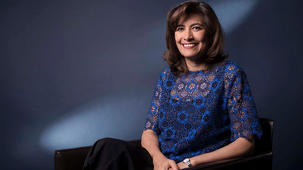 Gabriela Ramos, una sherpa en el ascenso a la equidad