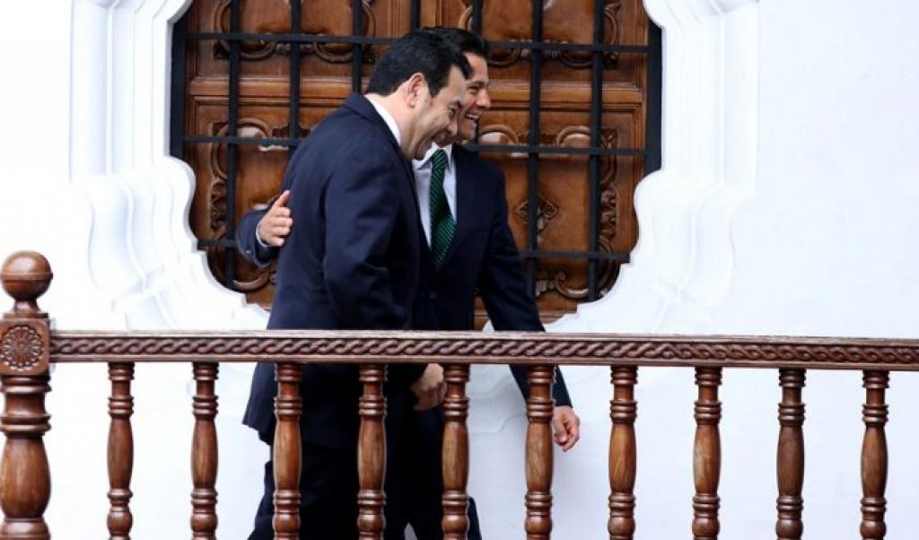 Guatemala busca fortalecer comercio con EU