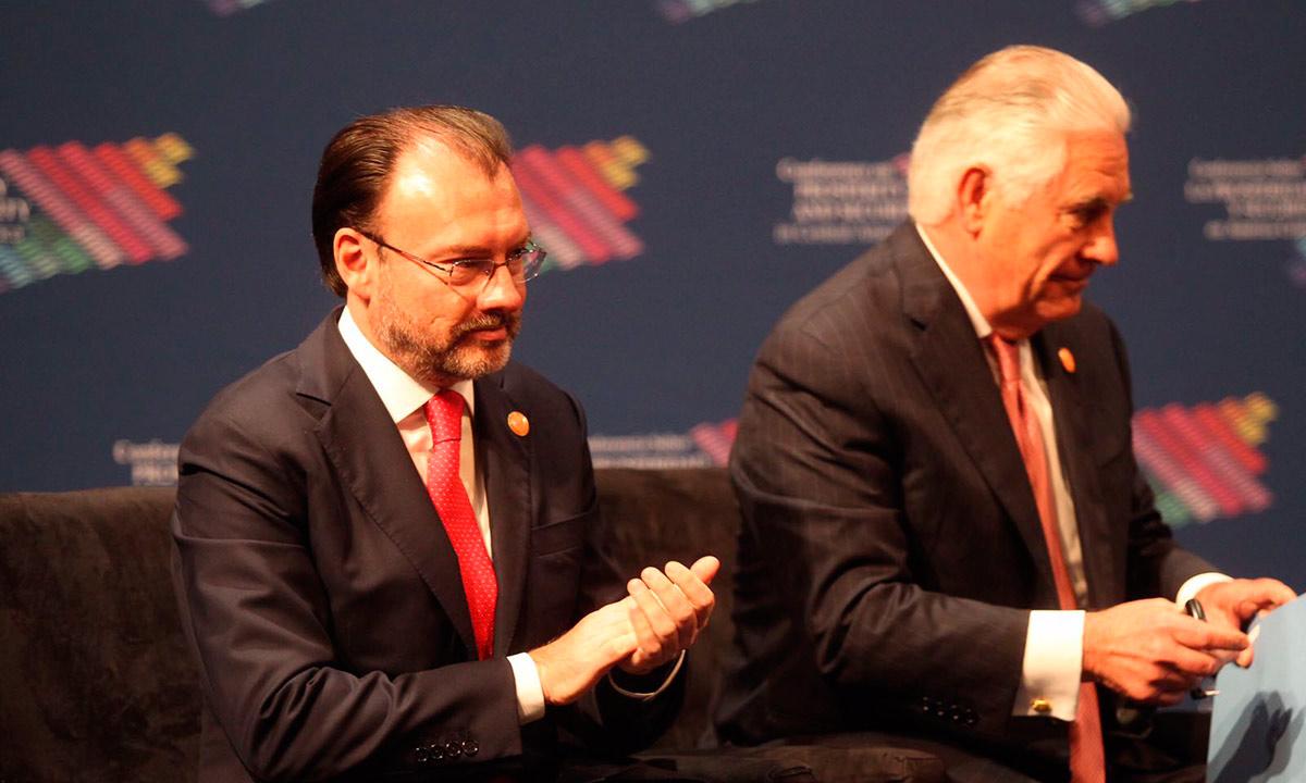 Necesitamos una Centroamérica con prosperidad: Videgaray