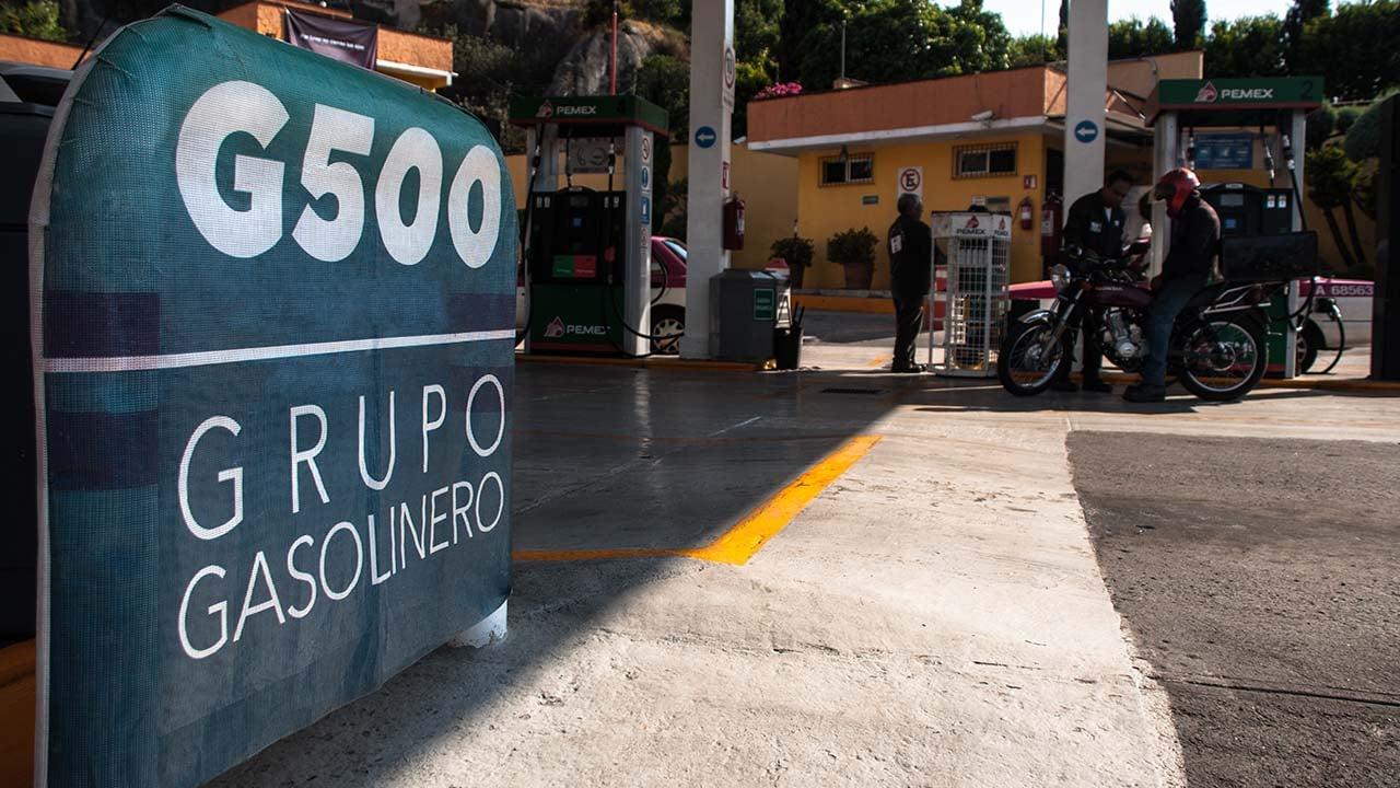 G500, el nuevo gigante del mercado de gasolinas