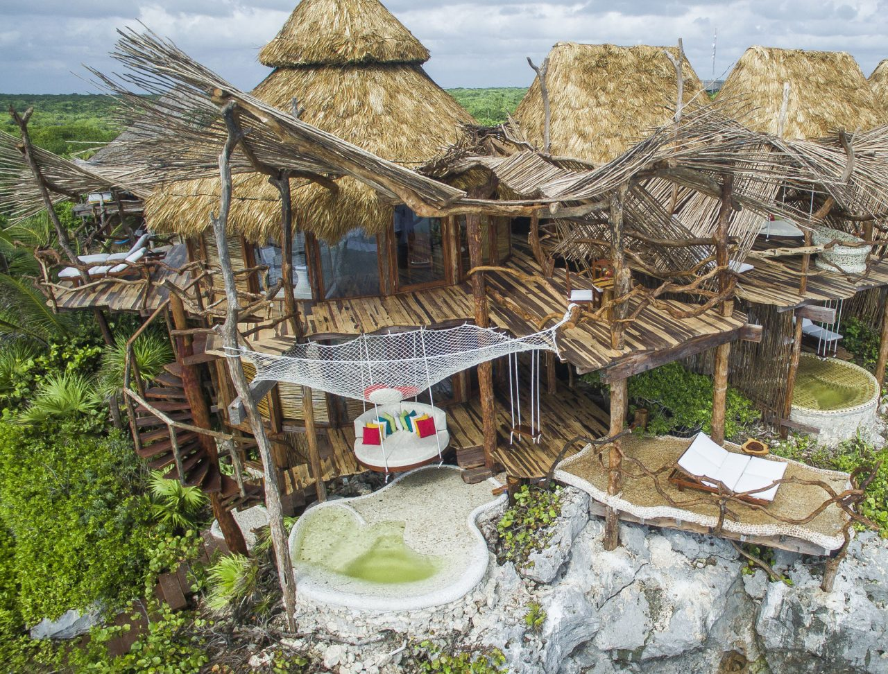 Vuelta a lo básico… hospitalidad con esencia maya