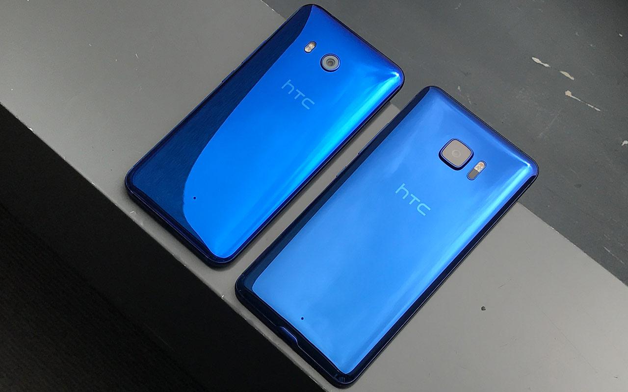 """HTC trae a México el U11, su flagship """"apretable"""""""