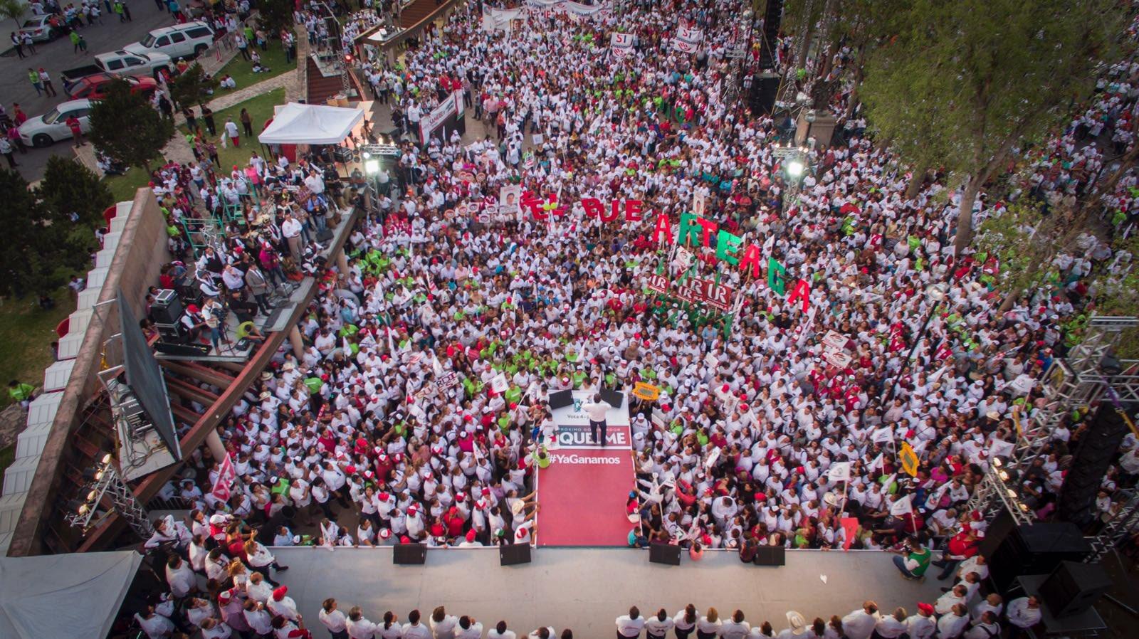 PAN y PRI se declaran ganadores en Coahuila