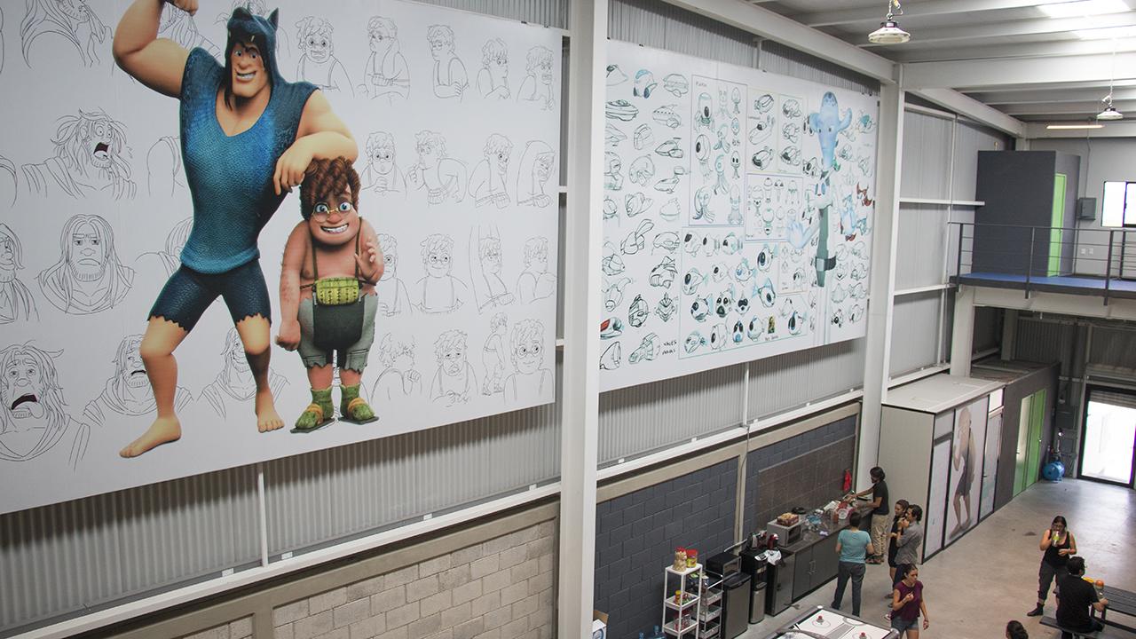 La empresa que quiere revolucionar la animación 3D en México