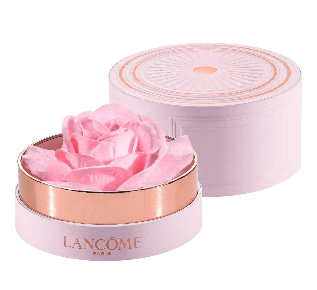 El poder de la rosa se concentra en la industria de la belleza
