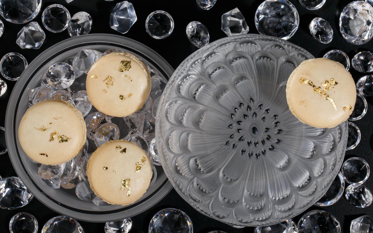 Crystal Macarons, los más caros del mundo