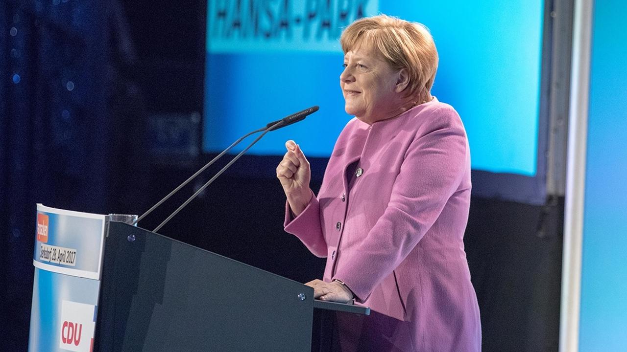 Angela Merkel visitará México el 9 y 10 de junio