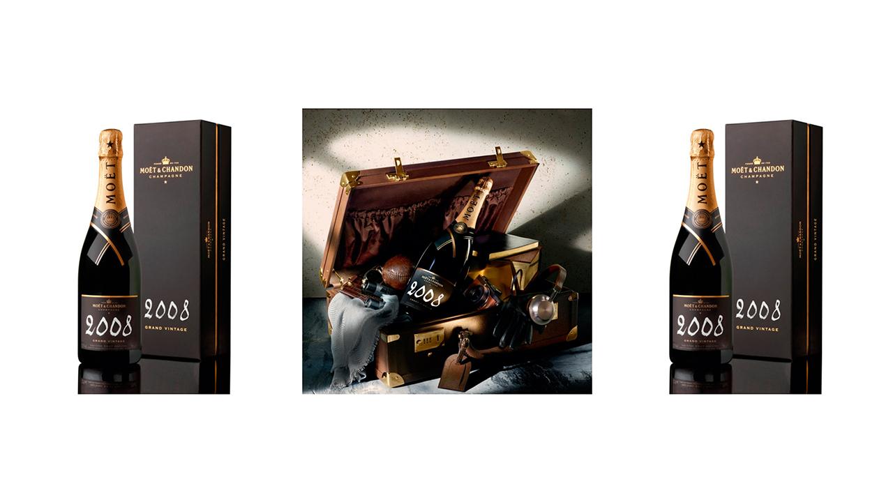 Esta es una de las mejores etiquetas de Moët & Chandon