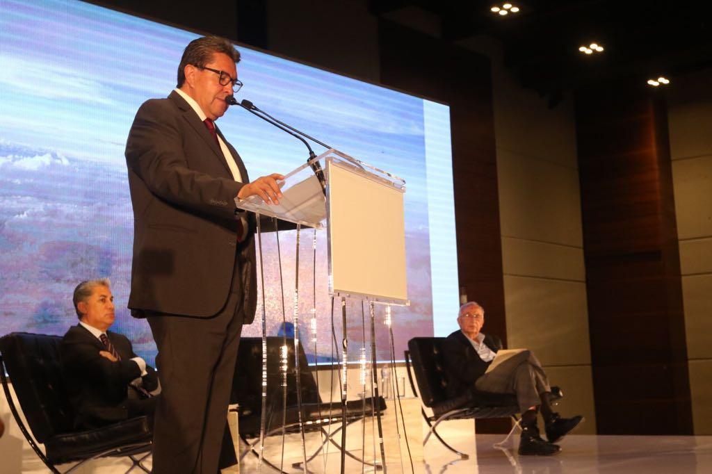 Monreal presenta su proyecto para la Ciudad de México
