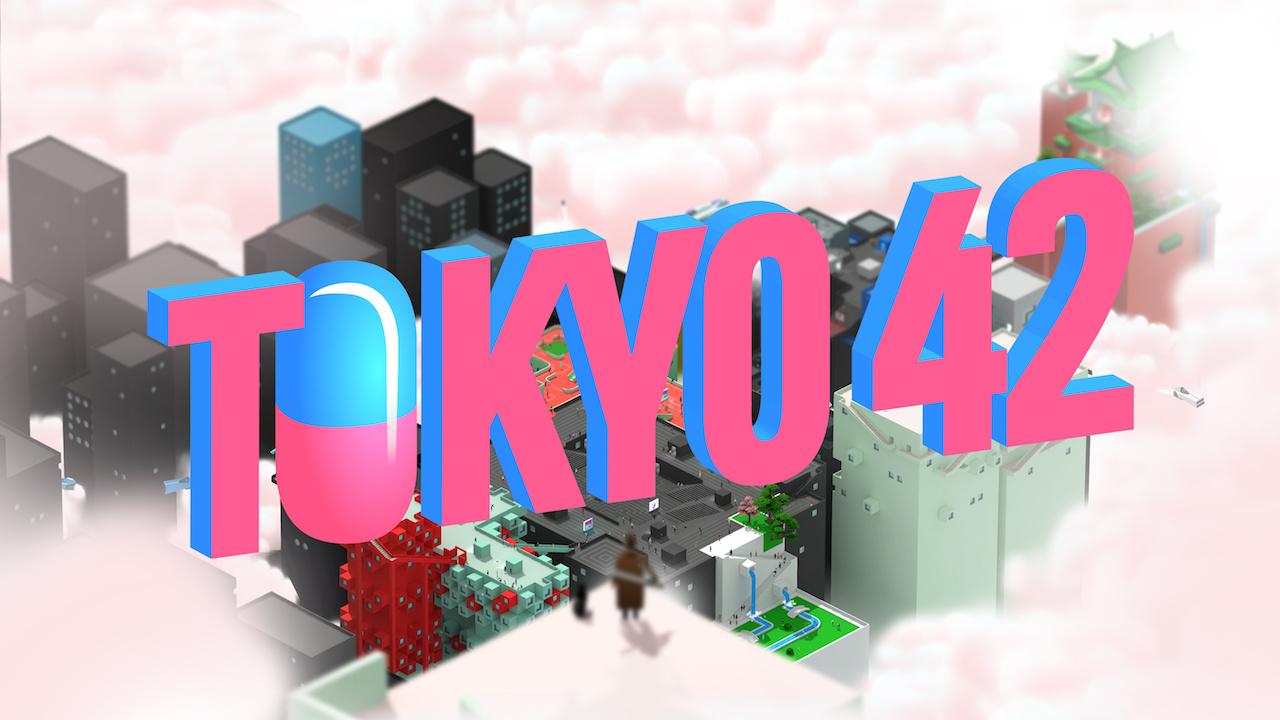 Tokyo 42, una bella distopía cyberpunk