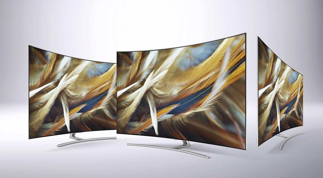 Cuántica audiovisual, el último desarrollo presentado por Samsung