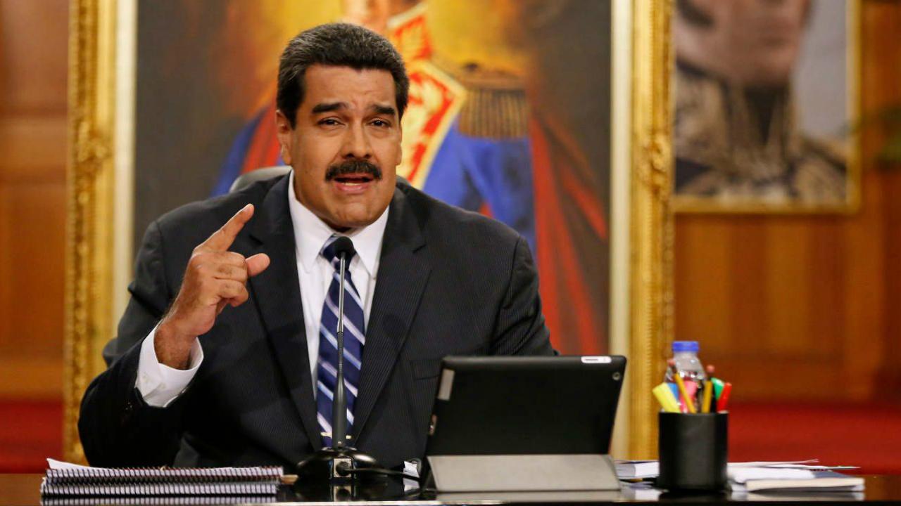 """""""¿Me tienen miedo? ¿No me quieren ver en Lima?"""": Maduro"""
