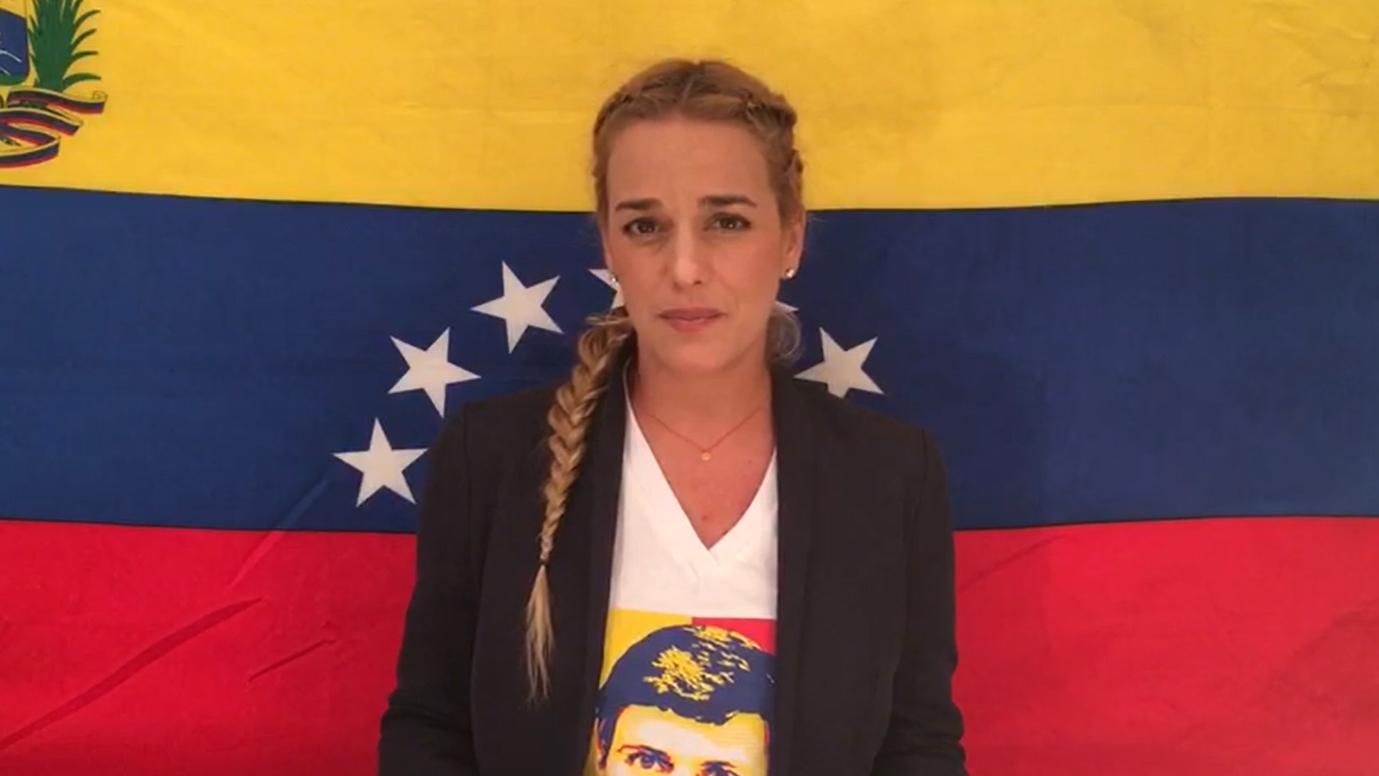 Lilian Tintori, una mujer que busca trascender en Venezuela