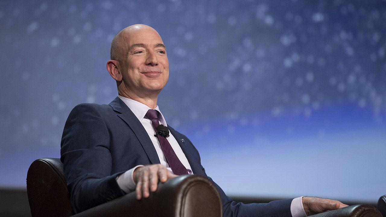 Jeff Bezos viajará al espacio este 20 de julio en cohete de Blue Origin