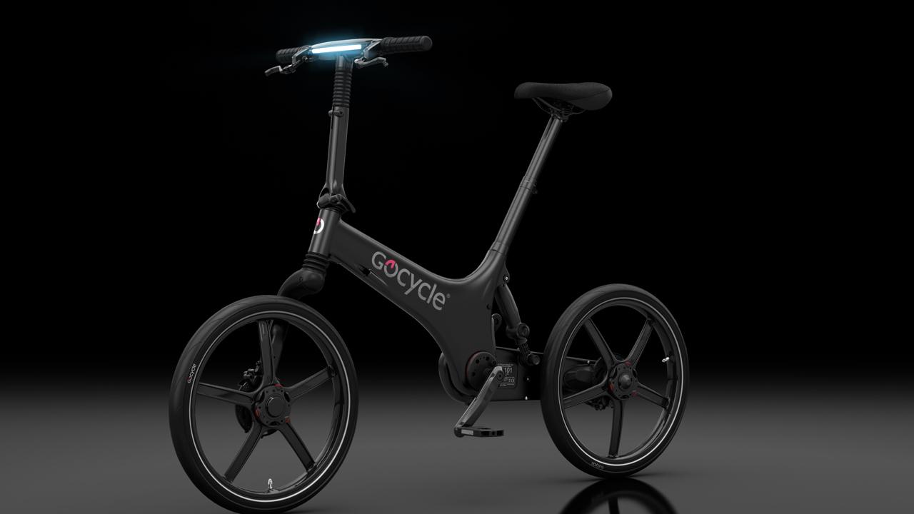 La bicicleta eléctrica con herencia McLaren