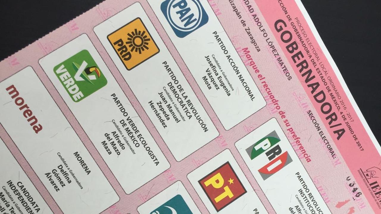 Encuestas de salida dan resultados cerrados en Edomex y Coahuila