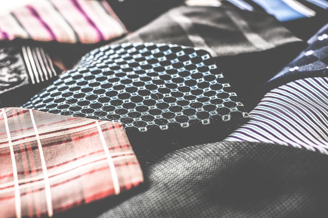 Master class para lograr nudos de corbata como un experto