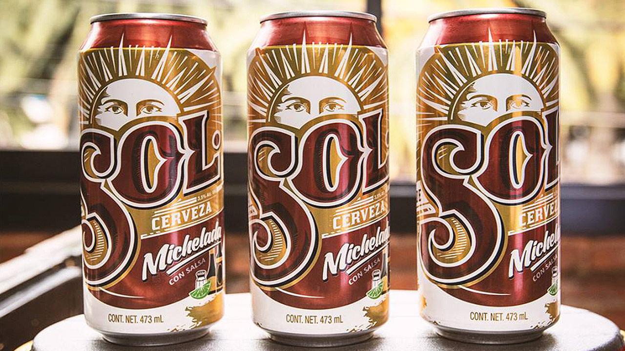 Esta empresa venderá cerveza Sol en Estados Unidos