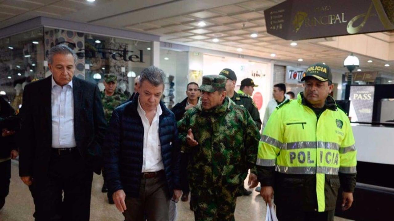 Cancillería colombiana responde 'absurdas' acusaciones de Maduro