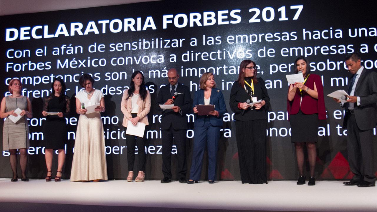 Empresas destacan relevancia de la Declaratoria Forbes Mujeres Poderosas