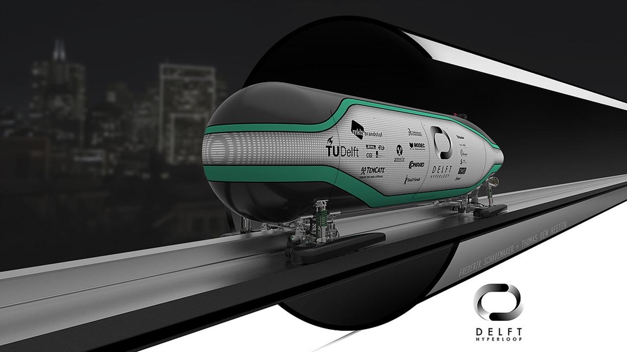 Musk presenta túnel para su transporte subterráneo de alta velocidad