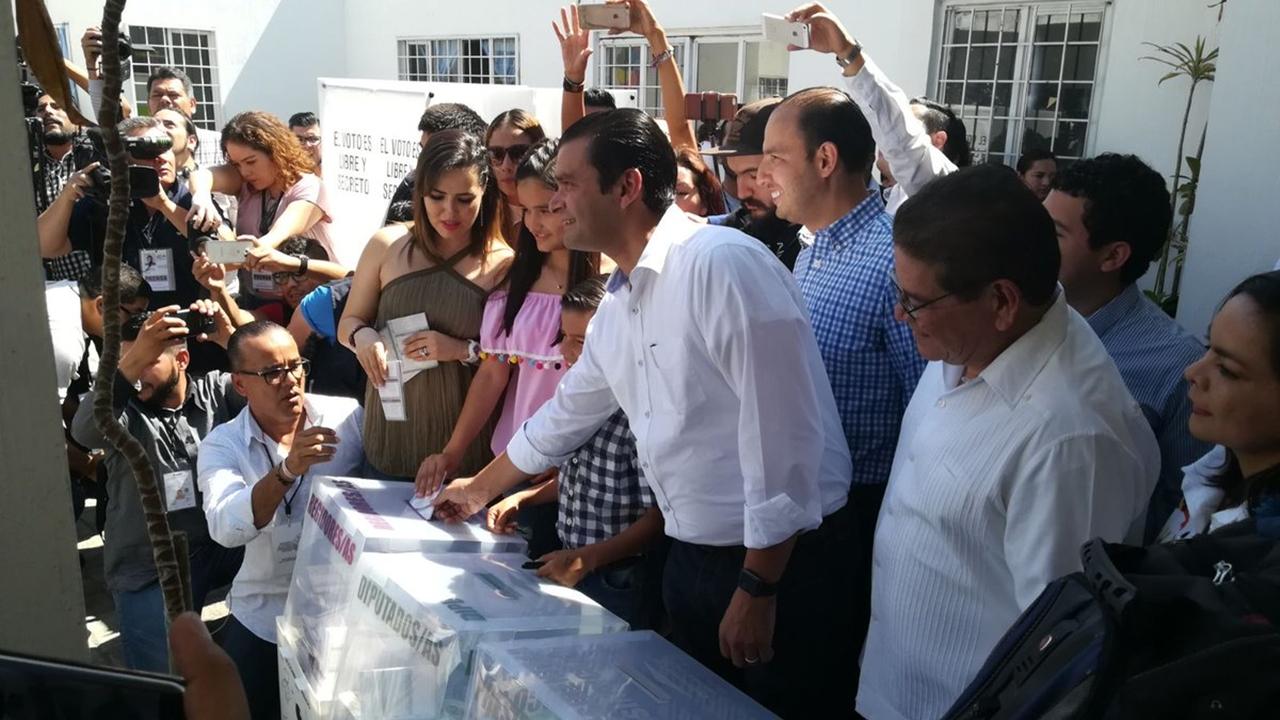 Candidato del PAN-PRD se lleva la gubernatura de Nayarit