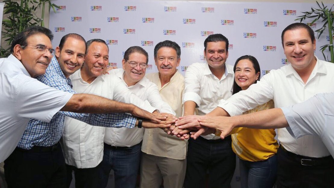 PREP de Nayarit abre con ventaja para alianza PAN-PRD