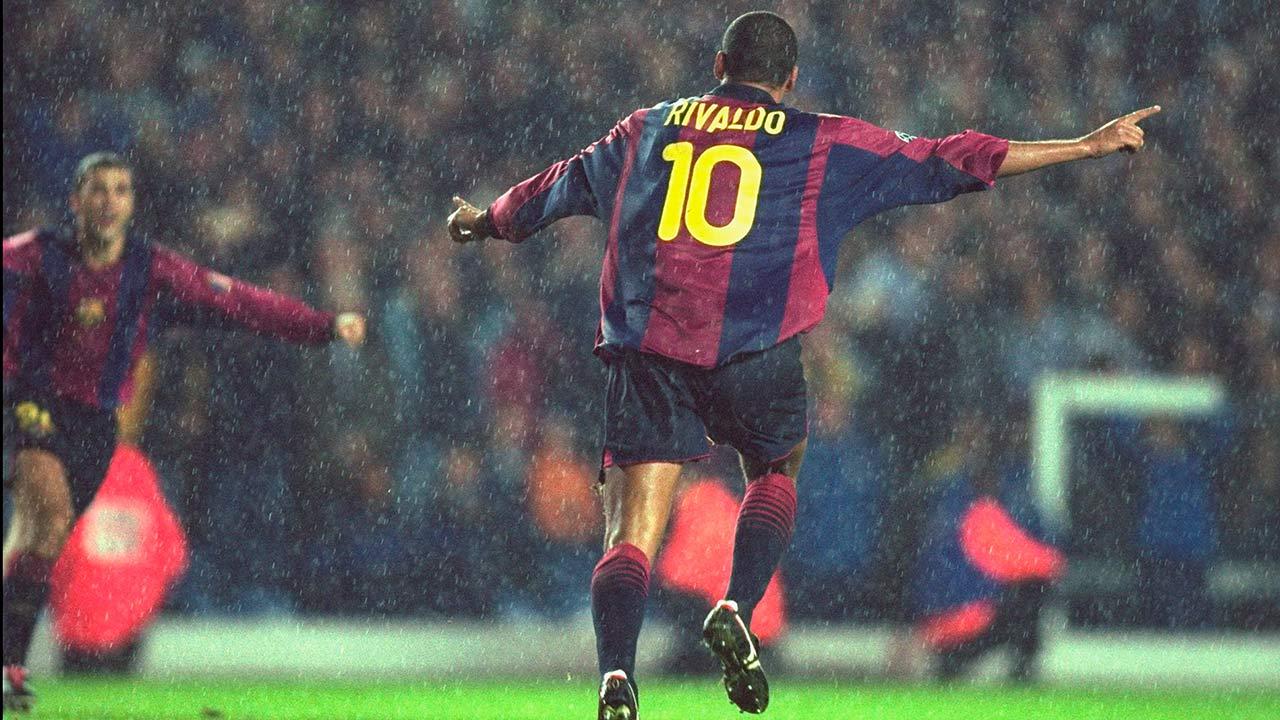 Rivaldo: el niño pobre que ganó todo en el futbol