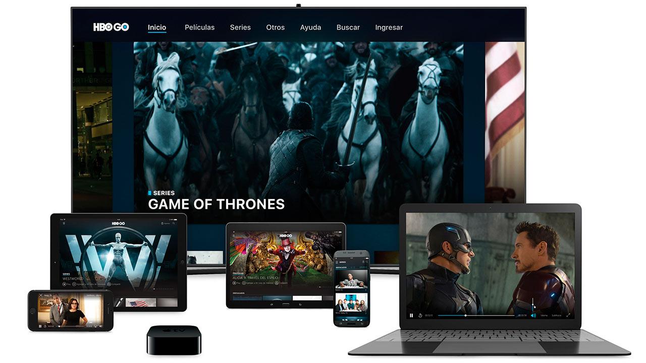 Ya puedes contratar HBO Go de forma independiente