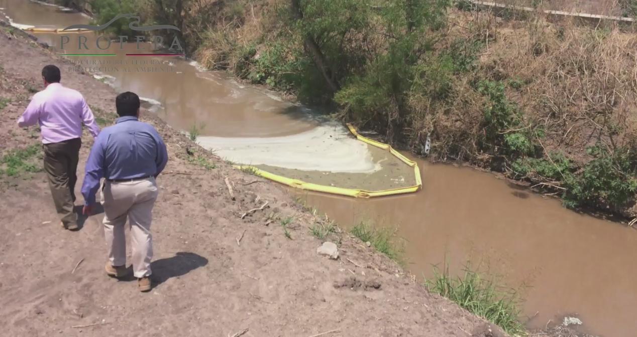 Planta contaminante de Lala en Irapuato sigue operando pese a clausura