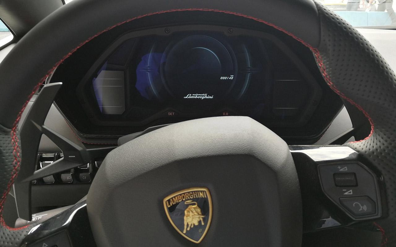 Desmienten fabricación de un 'Lamborghini eléctrico' en Hidalgo