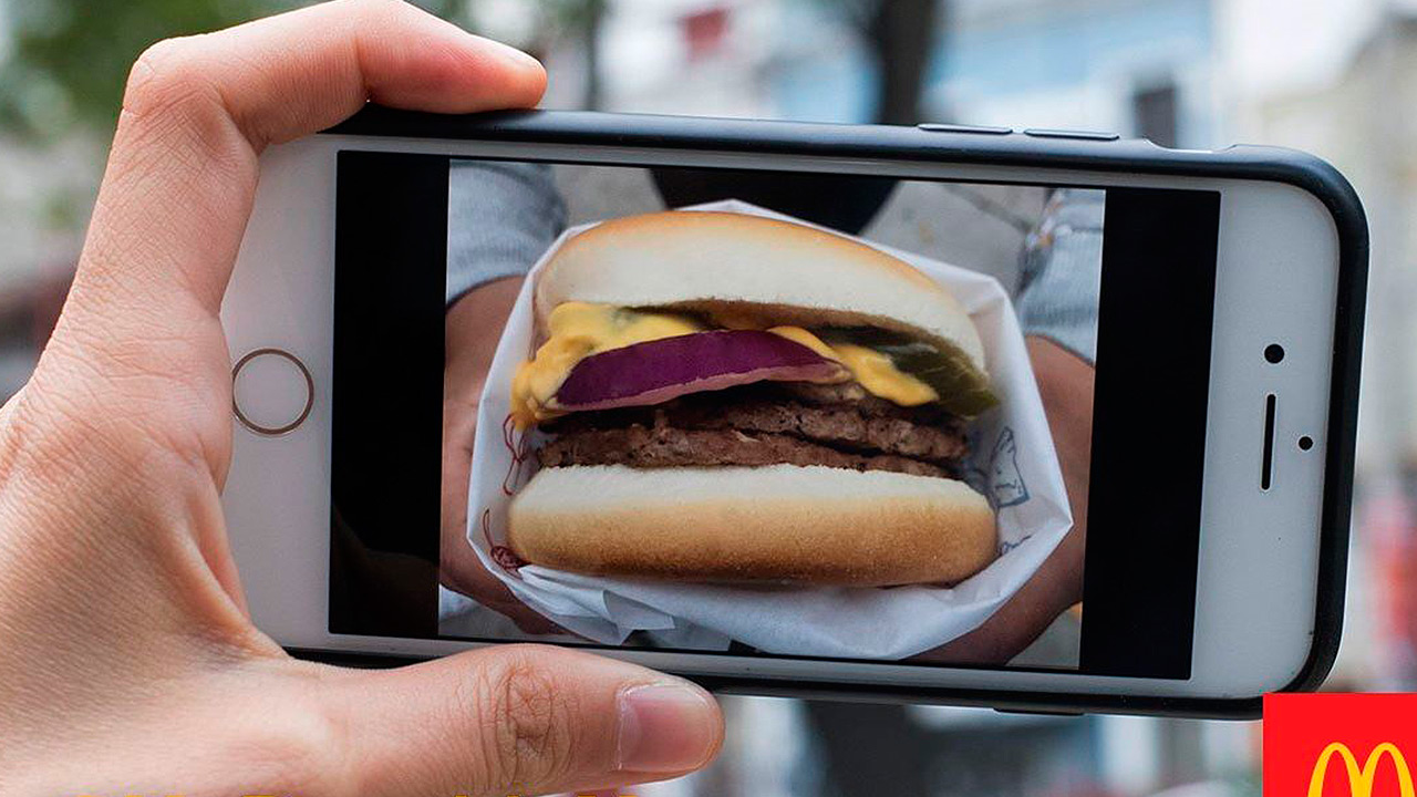McDonald's donará las ventas de 60,500 hamburguesas en México