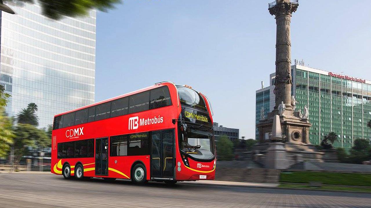 Juez levantaría suspensión del Metrobús en Reforma