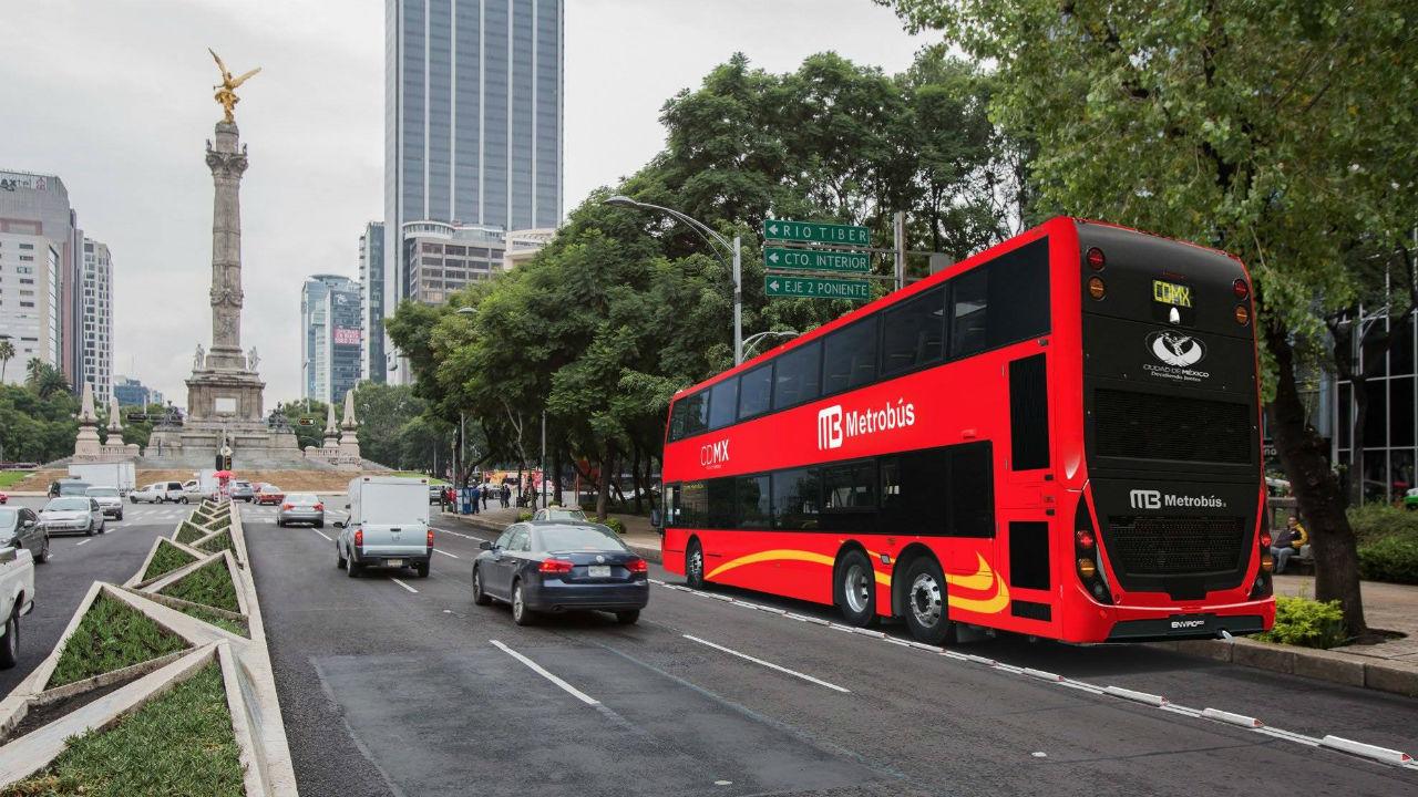 Juez suspende de forma definitiva construcción del Metrobús en Reforma