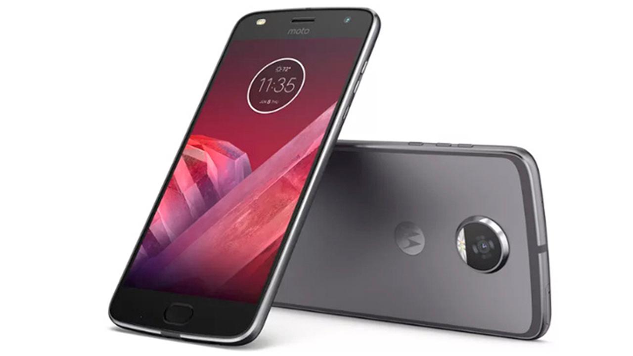 Motorola se mantiene modular con el nuevo Moto Z2 Play