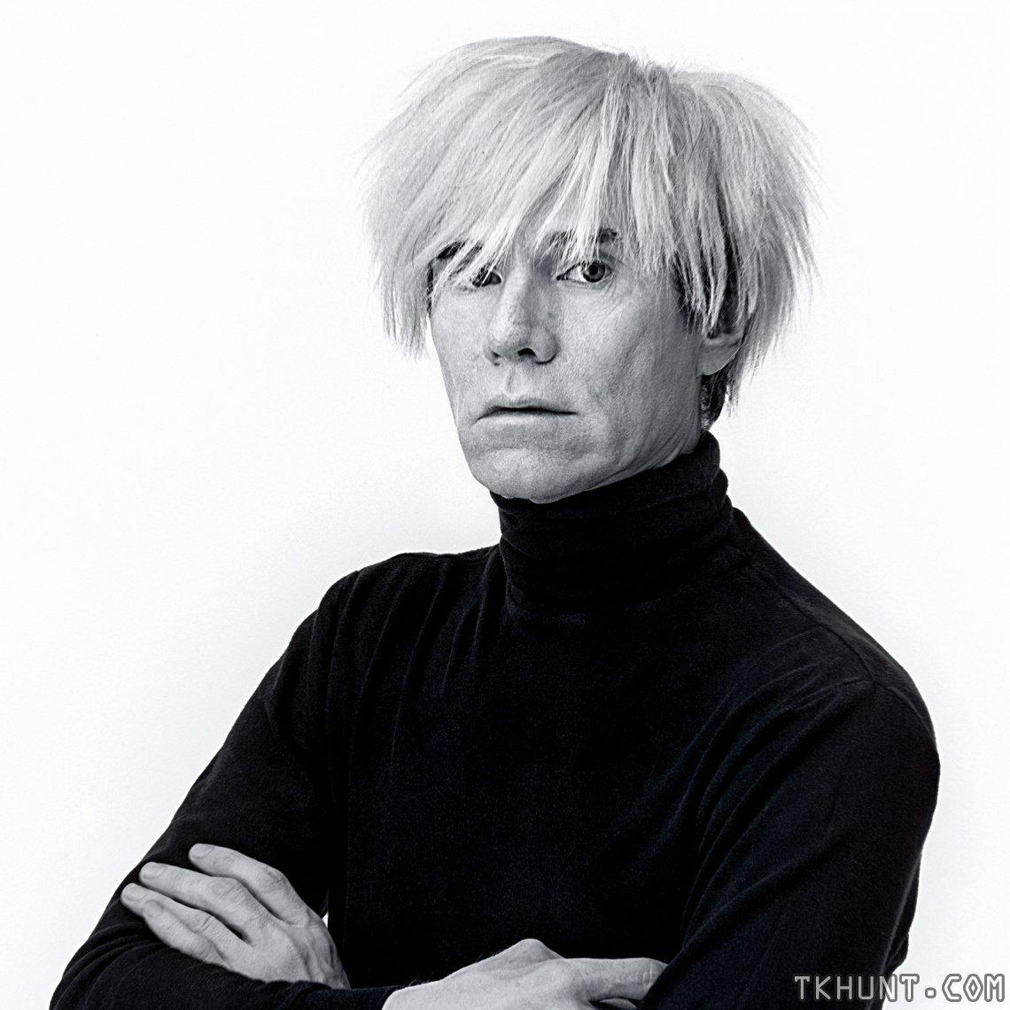 Recorre la nueva exposición de Andy Warhol en el Tate Modern en línea