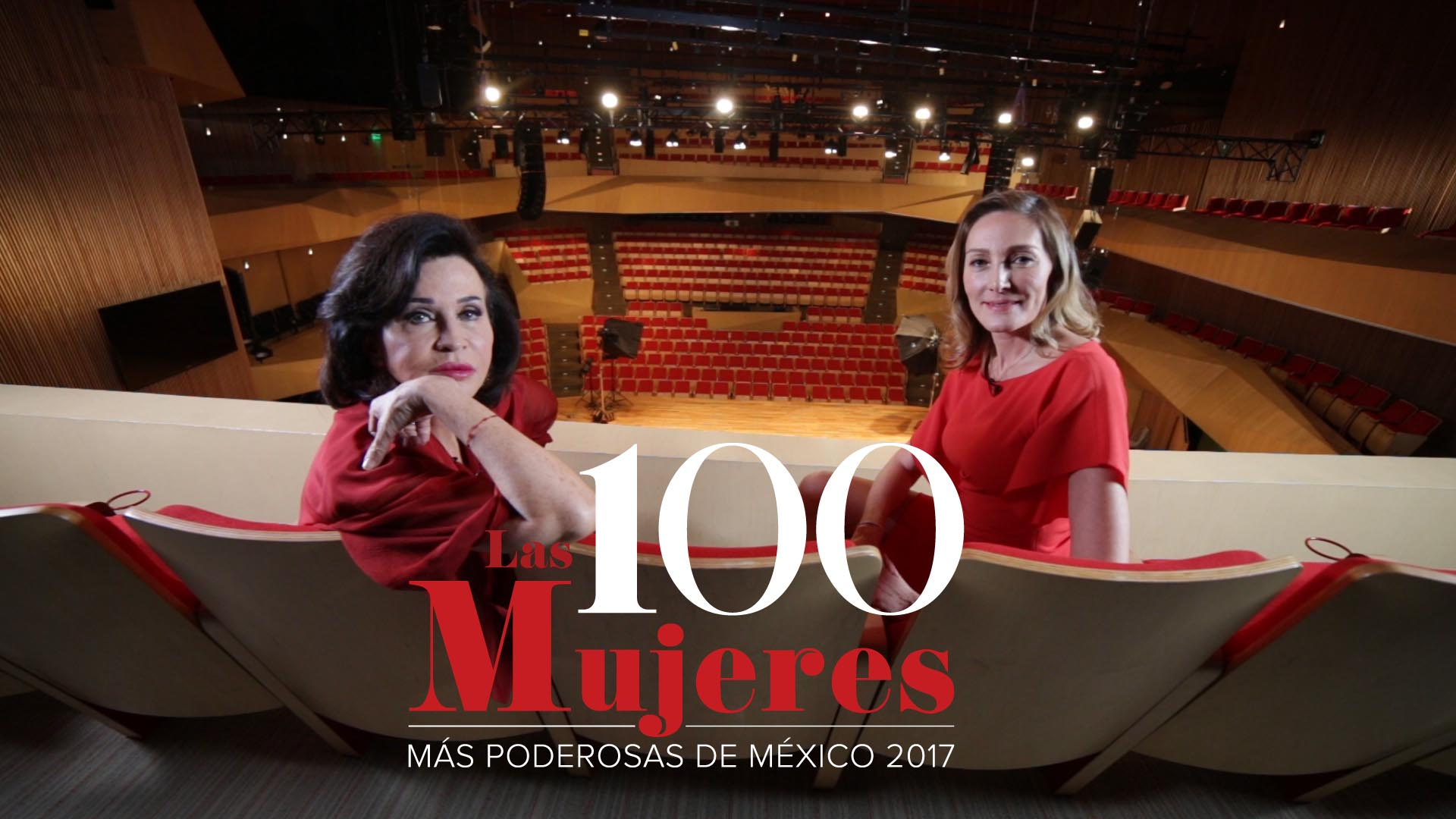Mujeres Poderosas Forbes 2017. Pepita Serrano y Alejandra Alemán