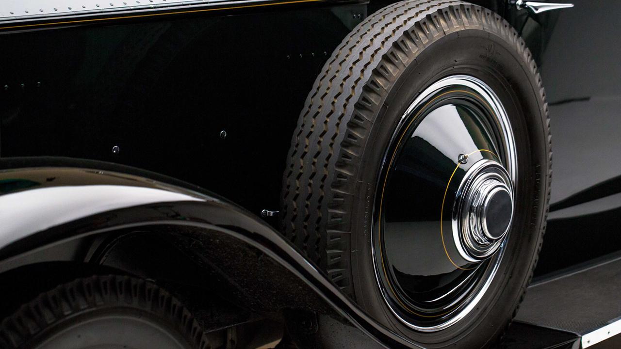 El Rolls-Royce de Fred Astaire estará en esta exhibición