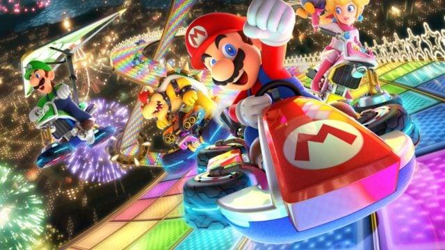 Realmente Vale La Pena Mario Kart 8 Deluxe En Su Version Para Switch